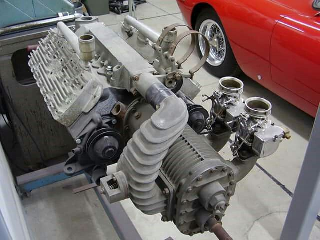 Supercharged Flathead
