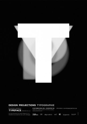OverlayDesign Inspiration, 371X525 Pixel, Types Posters, Typography Posters, Posters Design, Graphics Design, Typographic Posters, Balistique Dp Typo Affiche Jpg, Projects Typography