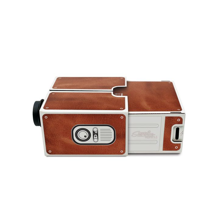 Take advantage of our great prices and buy Smartphone Projector 2.0 - Brown today at IWOOT. Get great gifts, with free delivery available.