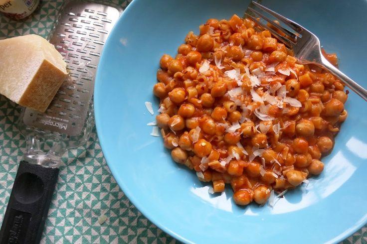 Pasta Con Ceci Victoria Granof