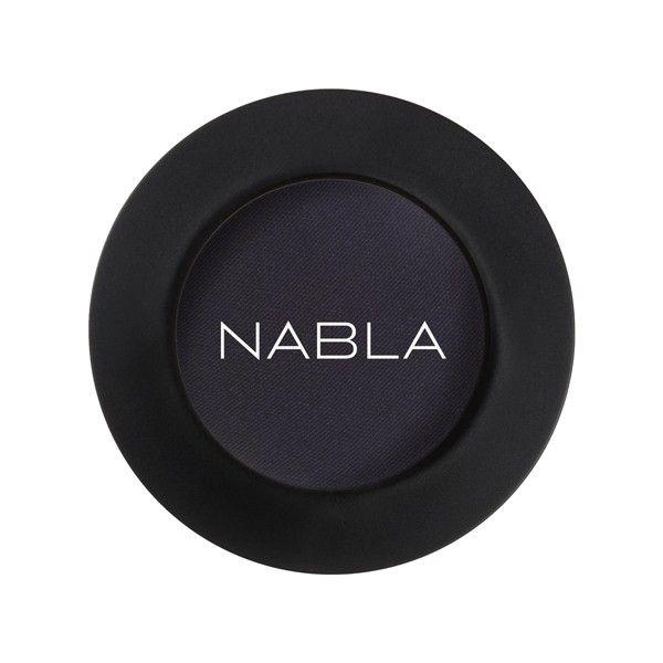 Prachtige losse (hoog gepigmenteerde) oogschaduw van Nabla Cosmetics! Kleur NOCTURNE ; Zwart/ soft matte Zowel nat als droog aan te brengen! Crueltyfree & Vegan Makeup, zonder parabenenen siliconen etc. Inhoud: 2,5g