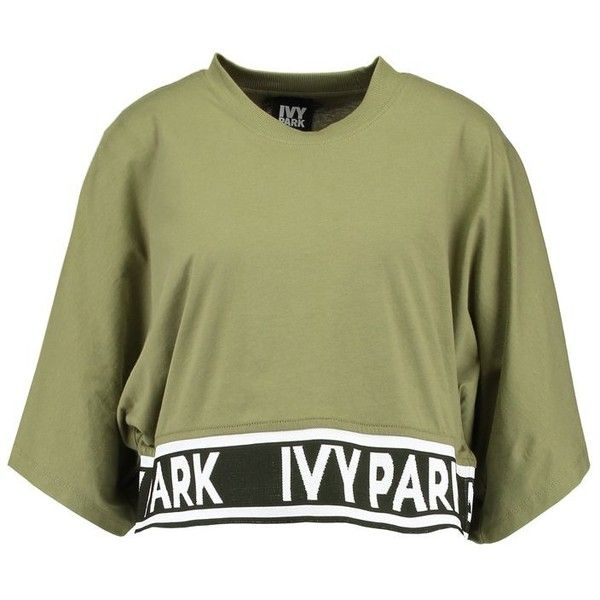 IVY PARK T-Shirt Damen Streetwear Shirt