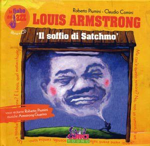 Louis Armstrong, jazz music for kids