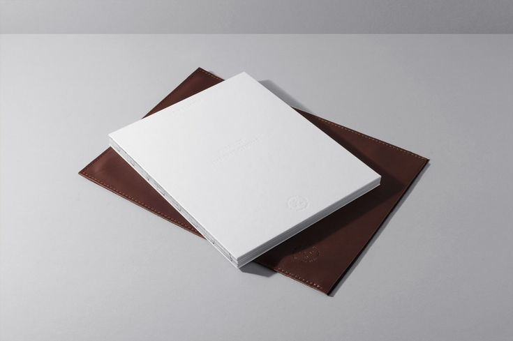 Inside our leather sleeve is a quiet surprise. Our Brand Book containing the visual approach, graphic style, tone of voice, typeface and other must-have communication elements defining our new CVI. Sorensen Leather: Sense / Chocolate Brown. Creative Director: Jonas Bjerre-Poulsen / #NORMarchitects, Art Direction & Graphics: Emil Andersen / #StudioC. Senior Writer: Julie Ralphs.