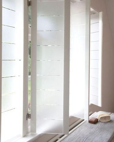 "Alison White Magnetic Blinds, Lights, Screens, Shutters | cited as a ""contemporary alternative to plantation shutters"" ( Homes & Gardens, June 2013) 