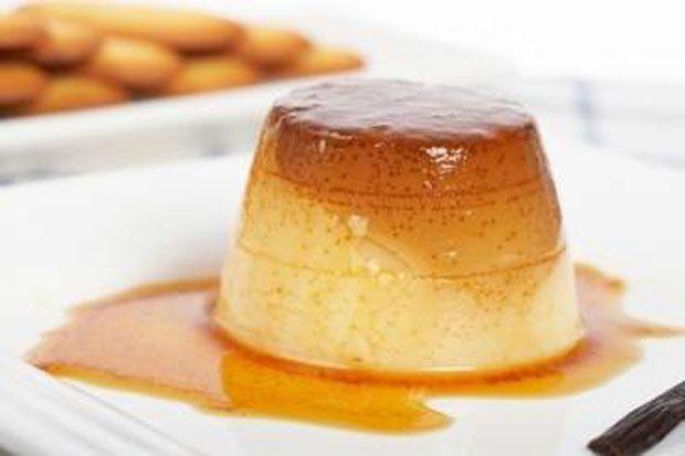 Flan au caramel Weight watchers, recette d'un délicieux dessert gourmand en version allégée, facile et simple à cuisiner.