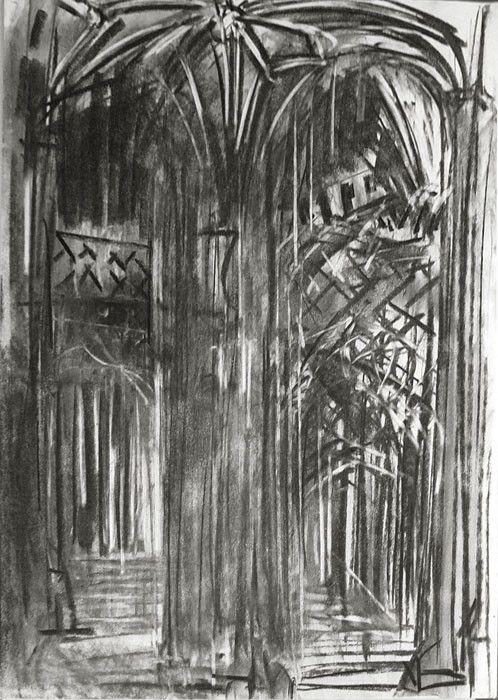 9 best dennis creffield images on pinterest cathedral for Canterbury landscape design