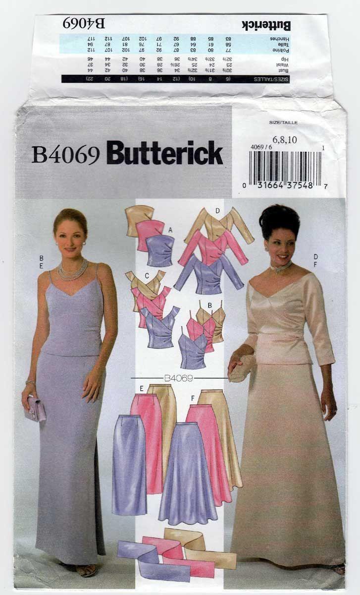 Plus size dress patterns butterick