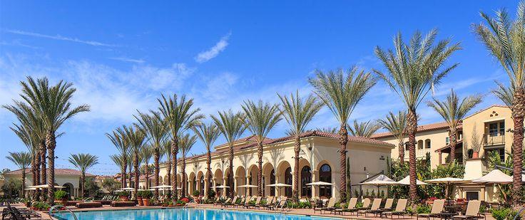 Los Olivos Apartments in Irvine - Irvine Company Apartments