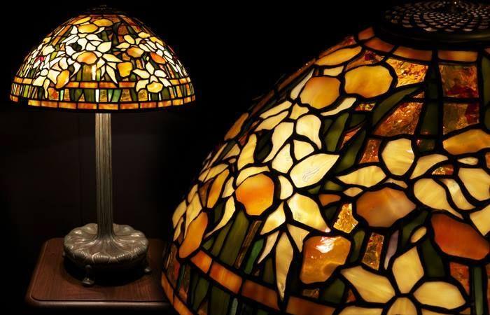 LAMPADE TIFFANY realizzate da un artista/artigiano italiano anche su ordinazione - acquisto diretto