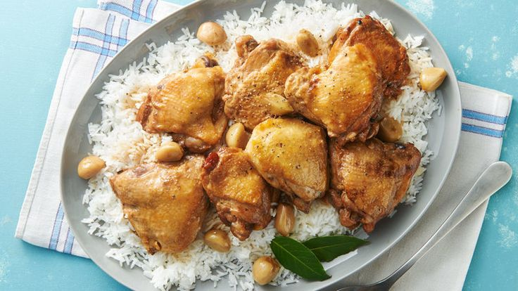Slow-Cooker Chicken Adobo