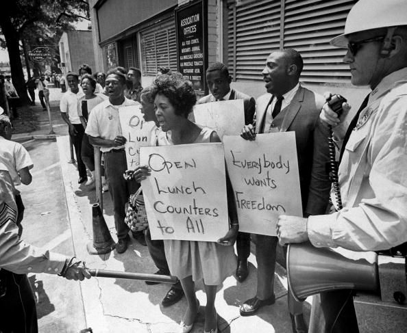 african americans campaign for civil rights African americans campaign for equal accommodations, birmingham, alabama, usa, 1963 the local and national movements in the civil rights struggle.
