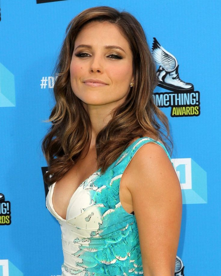 Sophia Bush - American actress and activist.