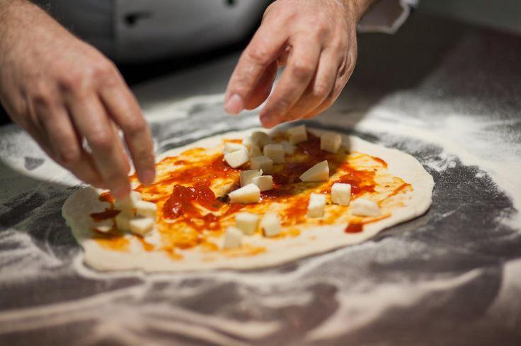 Pest-Buda http://www.pestbudabistro.hu/ | Food #budapest #restaurant #pestbuda #design #kitchen #food
