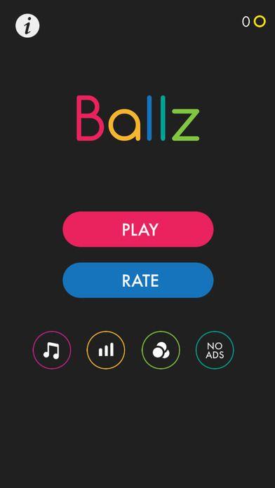 Ballz - App - AppStore