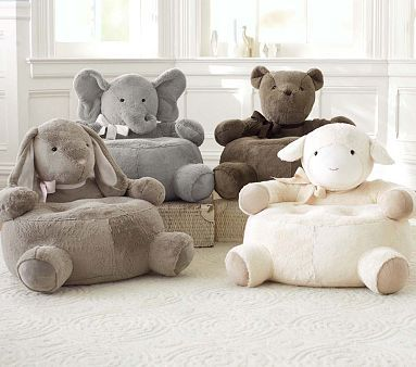 Critter Chair Collection #PotteryBarnKids