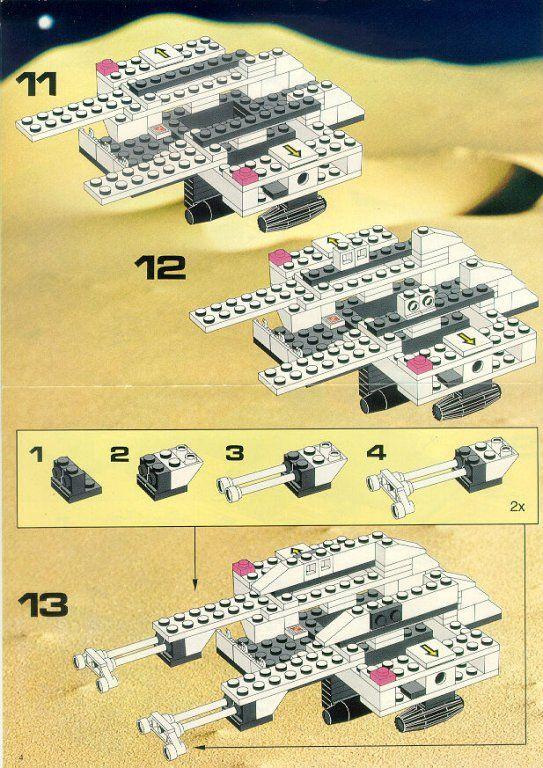 Space - Stardefender 200 [Lego 6932]