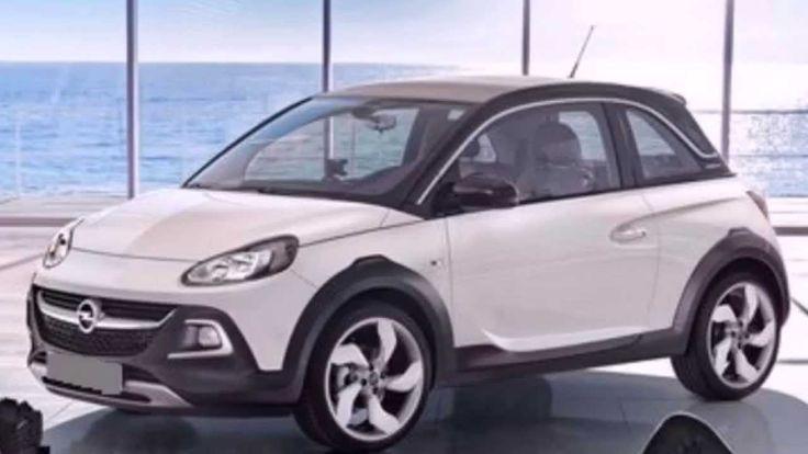 Opel Adam Rocks 2015  !