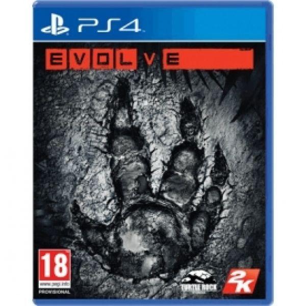 Evolve Game PS4 Brand New    eBay