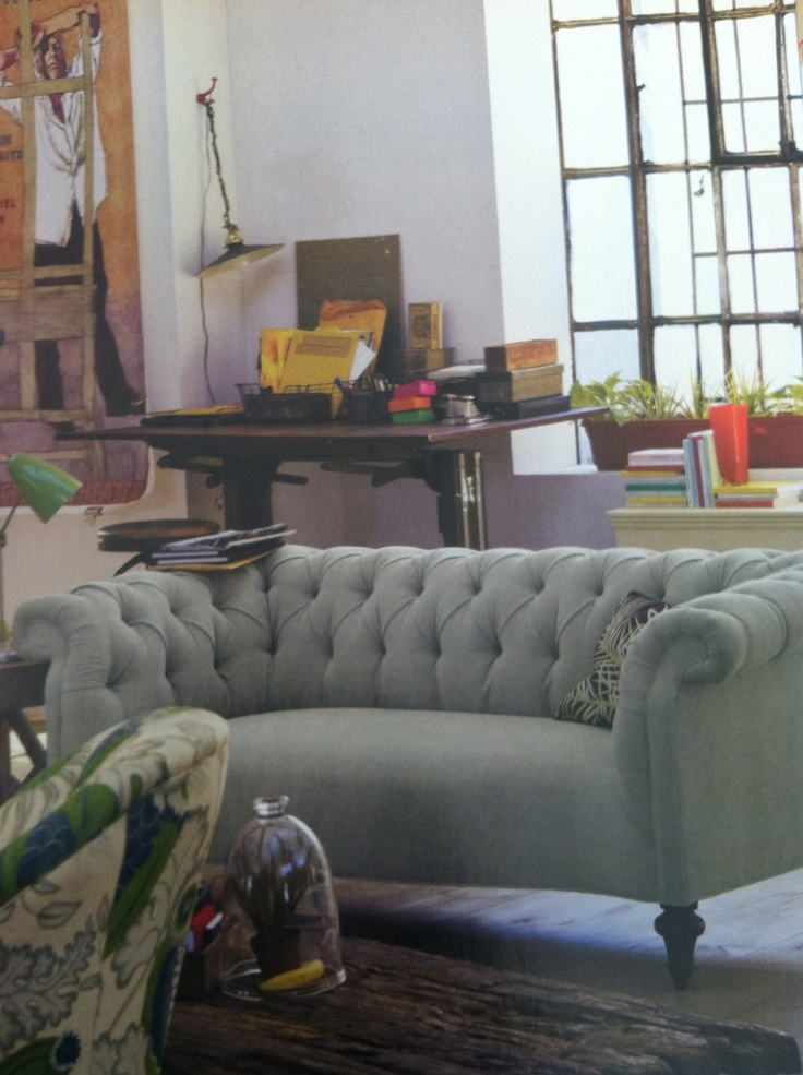 home office repin image sofa wall. Chesterfield Couch Will Be Mine Someday, Especially Love This Colour Home Office Repin Image Sofa Wall B