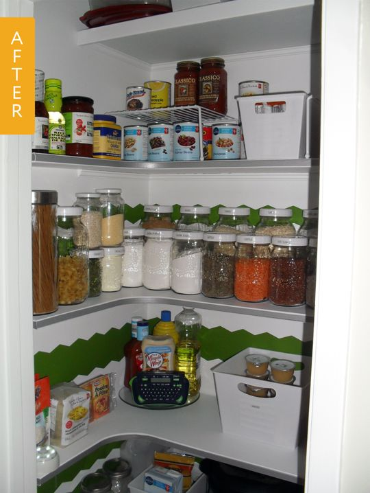 1000 Ideas About Pantry Makeover On Pinterest Pantry Kitchen Pantries And Organized Pantry