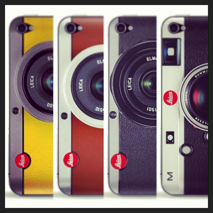 Did you see all Leica skins yet? We love it! www.iskinee.com/shop