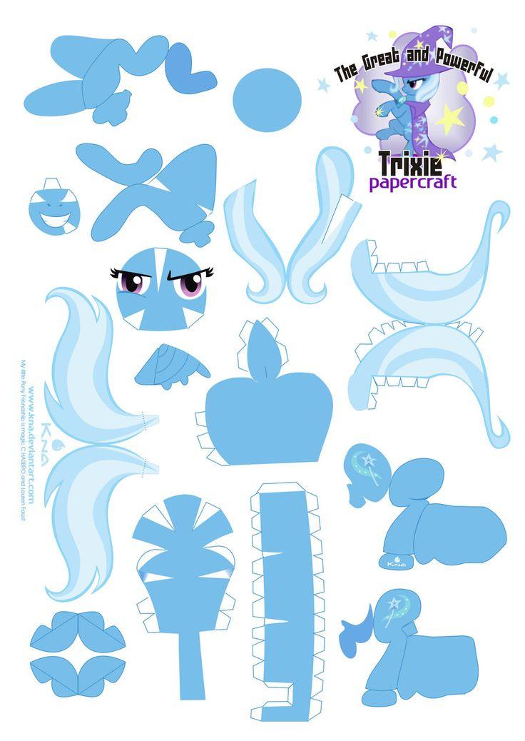 GreatandPowerful Trixie PCraft by *Kna on deviantART