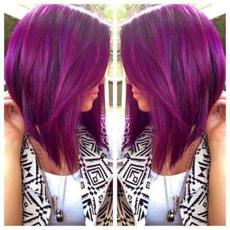 I love the cut the color is cool too but Im too old for that :(