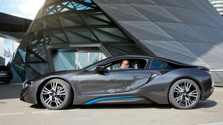 The BMW i8, first introduced as theBMW Concept Vision Efficient Dynamics, is a plug-in hybrid sports car developed by BMW. The 2015 model year BMW i8 has a 7.1 kWh lithium-ion battery pack that delivers an all-electric range of 37 km (23 mi) under the New European Driving Cycle(NEDC).[5] Under the United States Environmental Protection Agency (EPA) cycle, the range in EV mode is 24 km (15 mi) with a small amount of gasoline consumption.[7]  The BMW i8 can go from 0–100 km/h (0 to 60 mph) in…