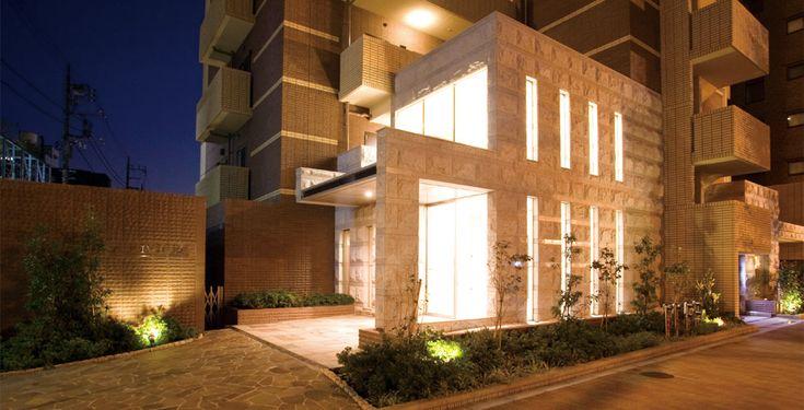 免震構造賃貸マンションへの建て替え事例-生和コーポレーション