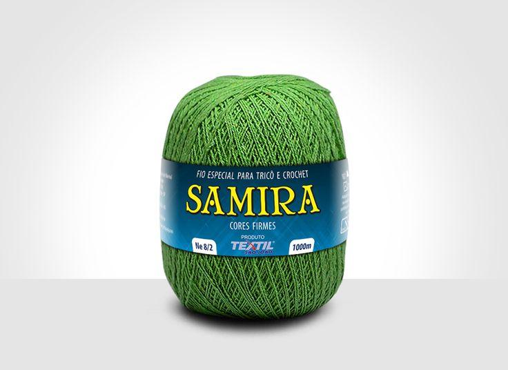 Samira cor 20 Verde Limão