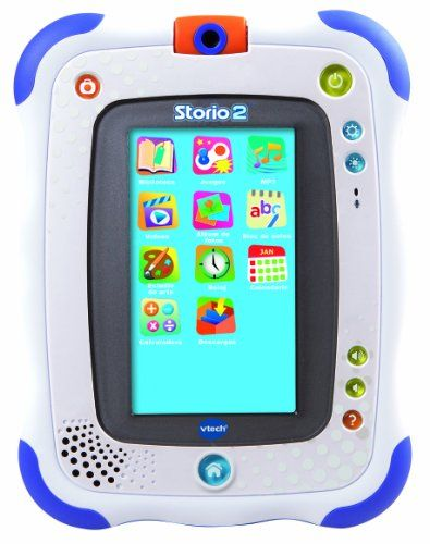 Vtech Storio 2 Tablet Con Rufus Game, 2015 Amazon Top Rated Electronic Learning Toys & Systems #Toy