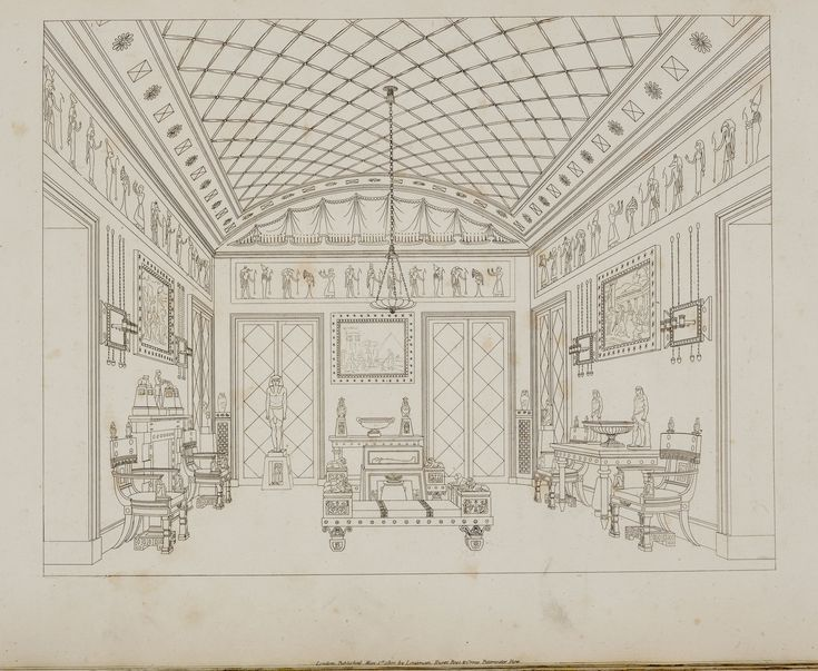 Household furniture and interior decoration the british library