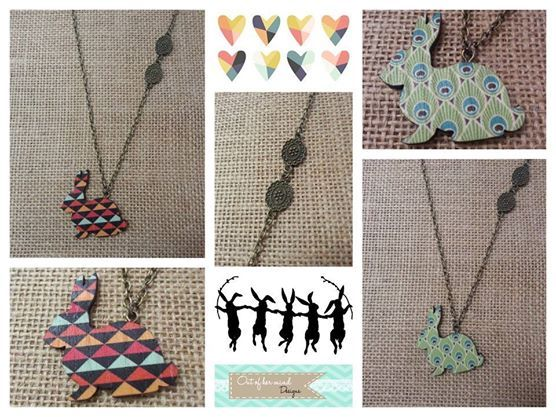 Easter necklaces! Under $10 Market Night 8th April, 2014