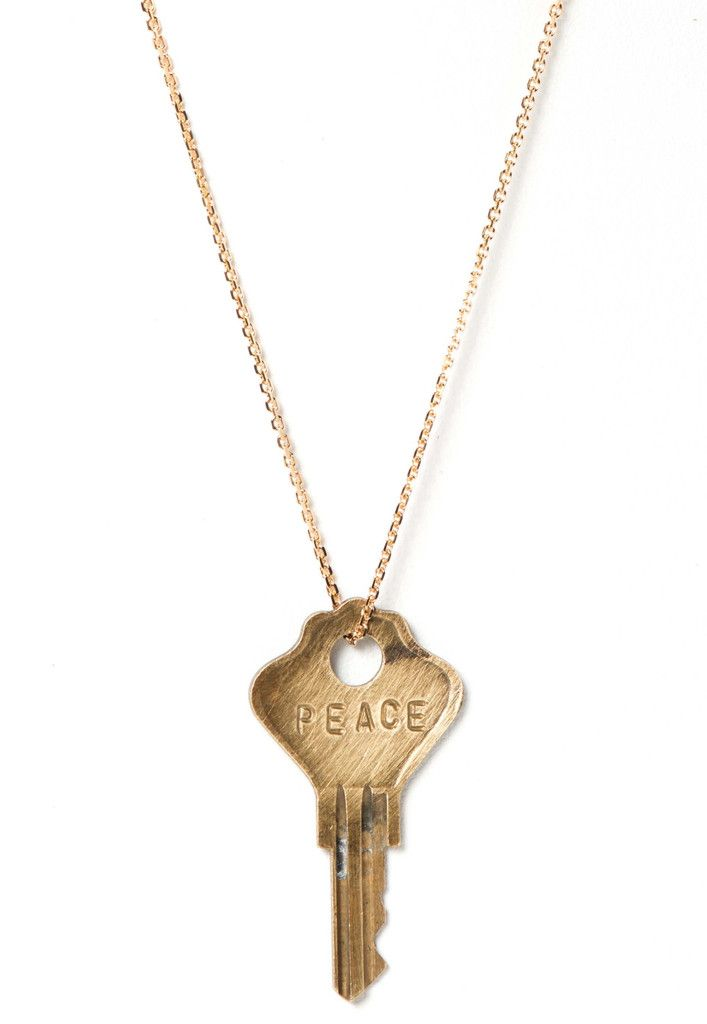 The Giving Keys JEWELRY - Necklaces su YOOX.COM NvvV1