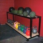 Kettlebell_Med Ball Rack