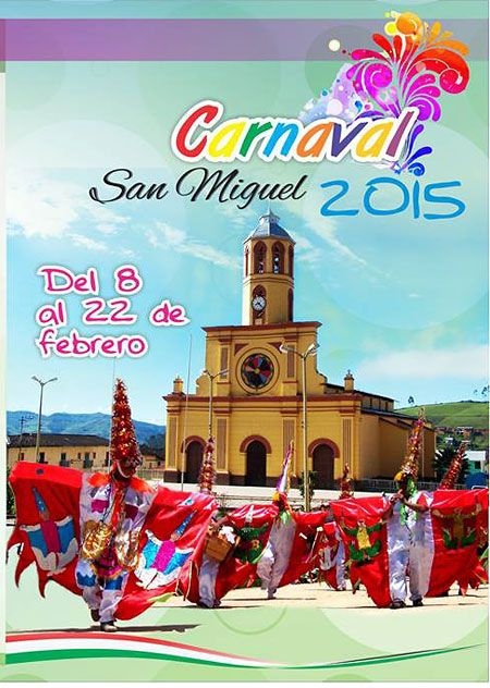 Carnaval de San Miguel 2015