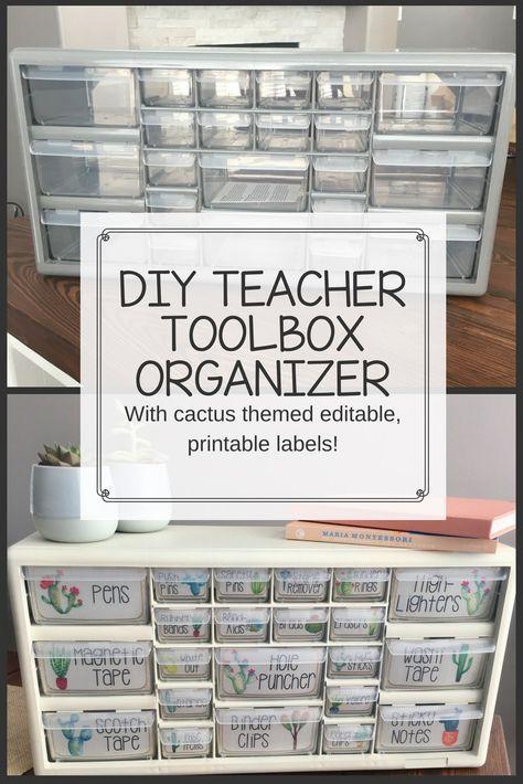 1769 best teaching images on pinterest school teaching reading diy teacher toolbox fandeluxe Gallery