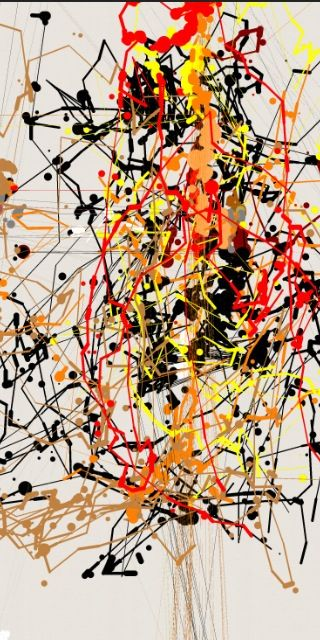 Jackson Pollock, Unknown