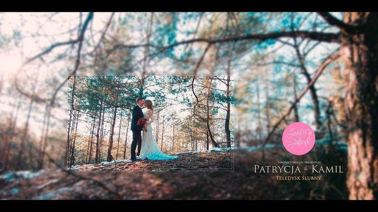 [4K UHD] LoveMeStudio.pl // 27.08.2016 // Patrycja + Kamil // teledysk ś...