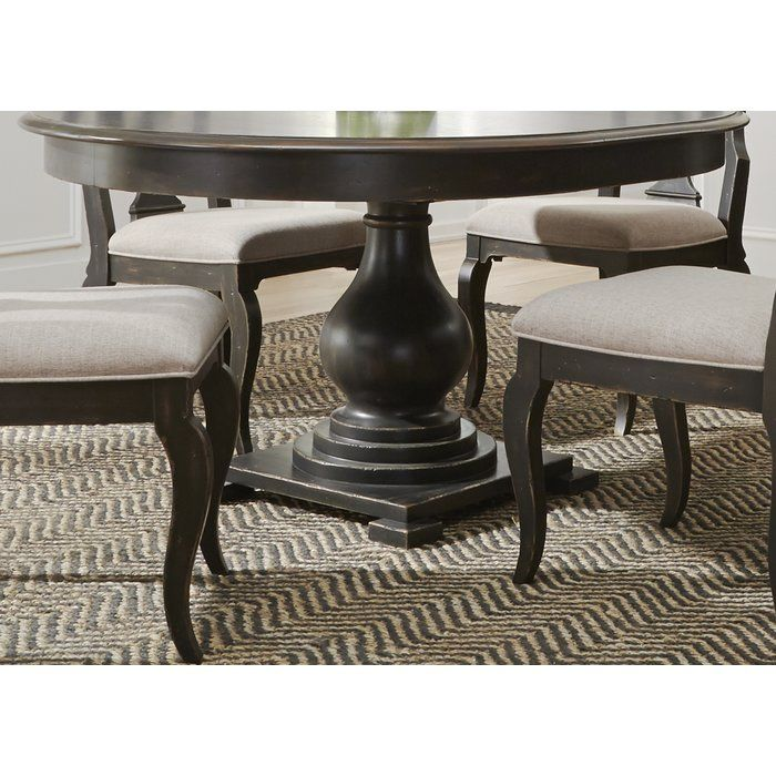 Darya Extendable Solid Wood Dining Table Wood Dining Table