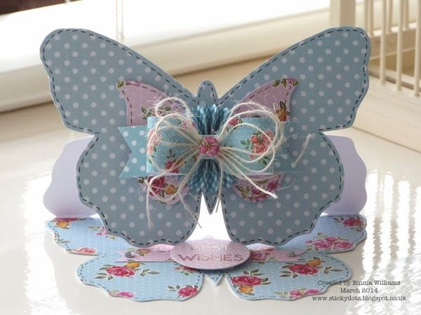Craftwork Cards Blog: Paper Artistry by Emma Williams