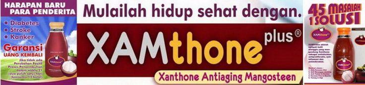 Xamthone plus obat herbal kaya anti oksidan dan telah teruji secara klinis dapat menyembuhkan berbagai macam penyakit kronis seperti stroke, jantung, paru-paru, darah tinggi, diabetes, semua jenis kanker, dll.
