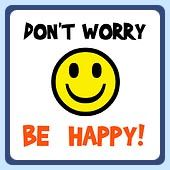 images of 1960s smiley face | don't worry be happy smiley face retro t-shirts vintage clothing
