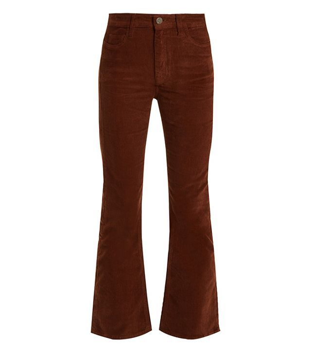 M.i.h Jeans Marty Mid-Rise Kick-Flare Cord Trousers
