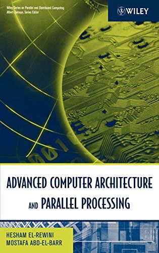 Advanced Computer Architecture and Parallel Processing (Wiley Series on Parallel and Distributed Computing) (v. 2) - http://www.books-howto.com/advanced-computer-architecture-and-parallel-processing-wiley-series-on-parallel-and-distributed-computing-v-2/