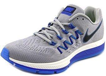 Nike Vomero 10 Men Round Toe Synthetic Gray Running Shoe.