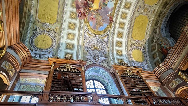 Prunksaal, Nationalbibliothek, Wien