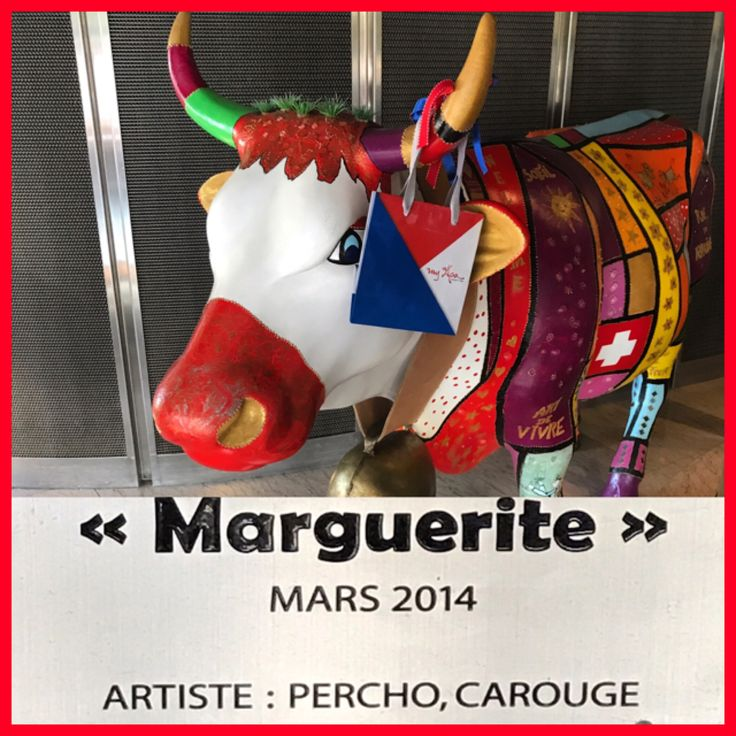 Marguerite et ses cadeax de Myhydraboutique a Mandarin Hotel Geneve