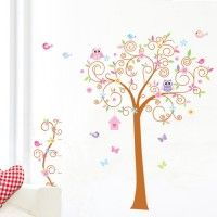 Tall Tree decal. Wall stickers are available at www.kidzdecor.co.za. Free postage throughout South Africa